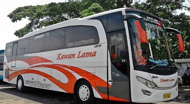 PO. Kawan Lama (Jetbus HD2)