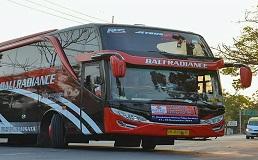 Bus Bali Radiance
